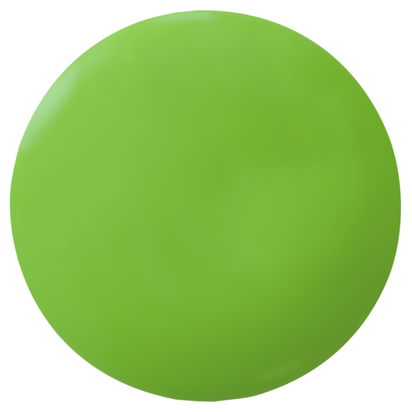 Nuvo - Tonic Studio -Crystal Drops - Apple Green - 669N