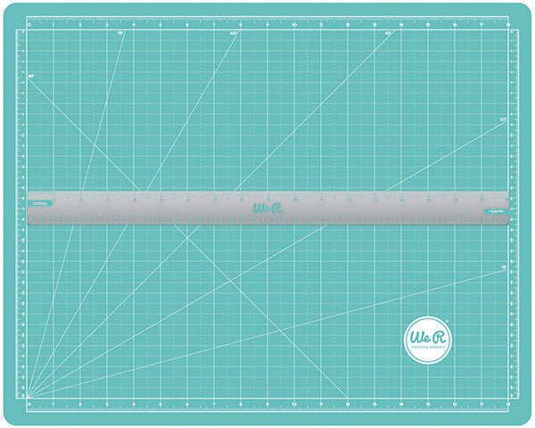 We R Memory Keepers Magnetic Mat and Ruler