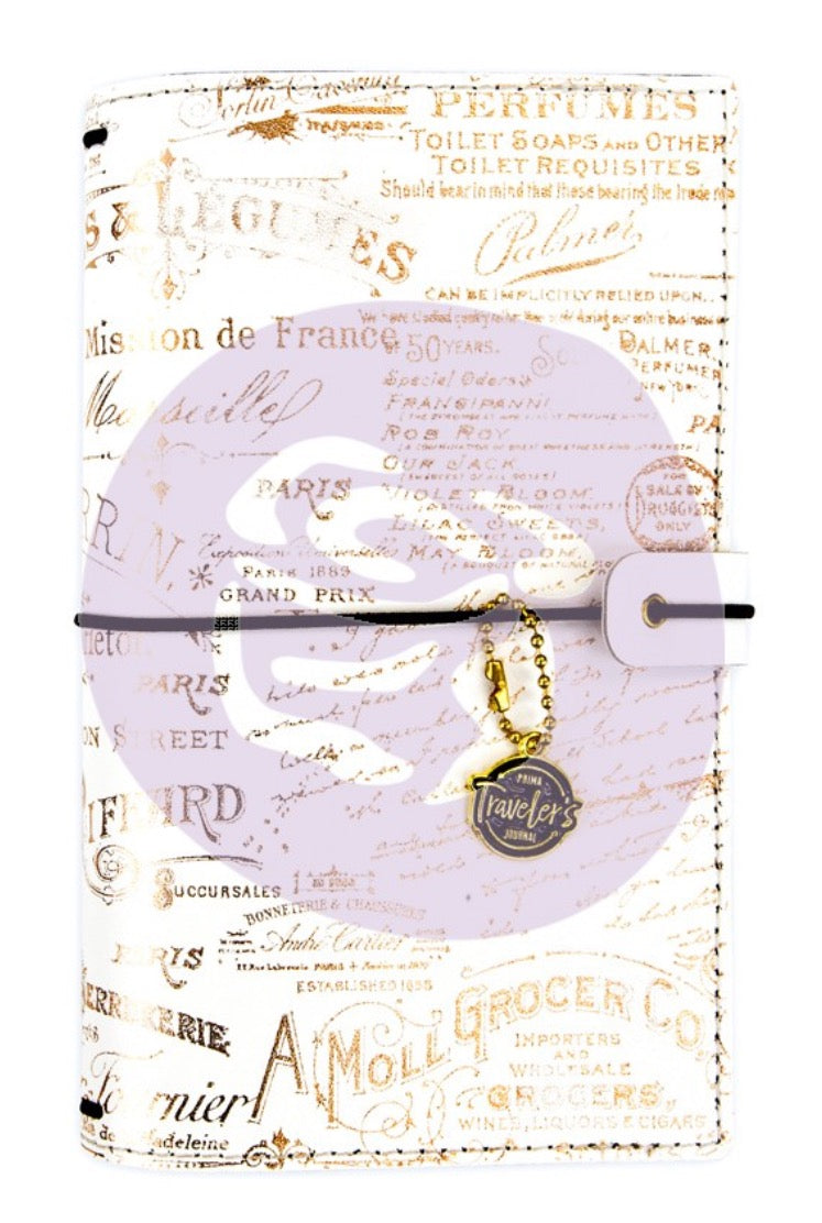 NEW Prima Travelers Journal  - Amelia Rose - PTJ Personal Size