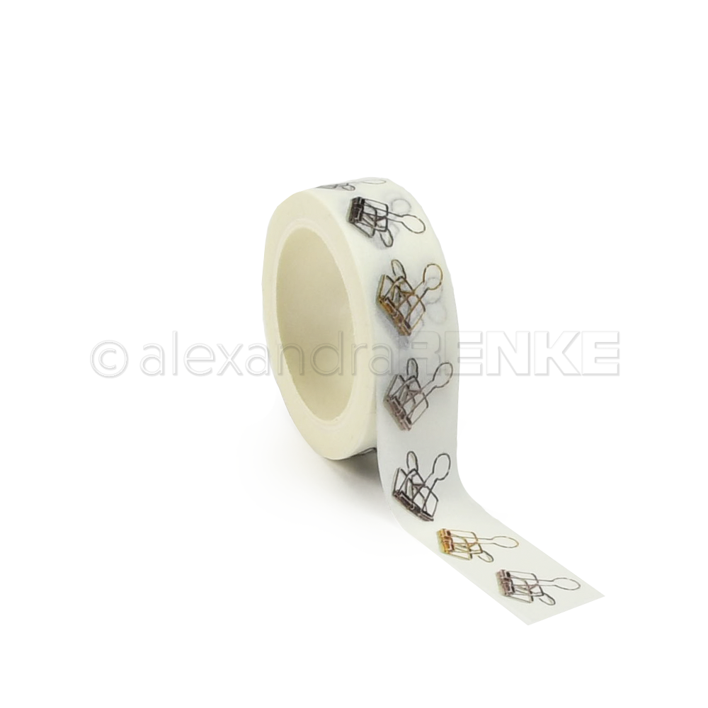 Alexandra Renke - Washi Tape - Clips - kbwt-at-di0003