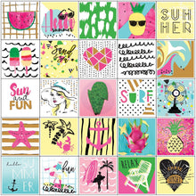 My Prima Planner Sticker Pack - 157 Pieces - Summer