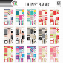 Colourful Value Pack 1050 pieces- Me and My Big Ideas Create 365 Happy Planner S