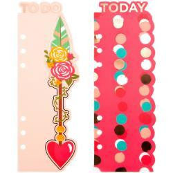 My Prima Planner Book Mark Dividers - Be Happy - 593186