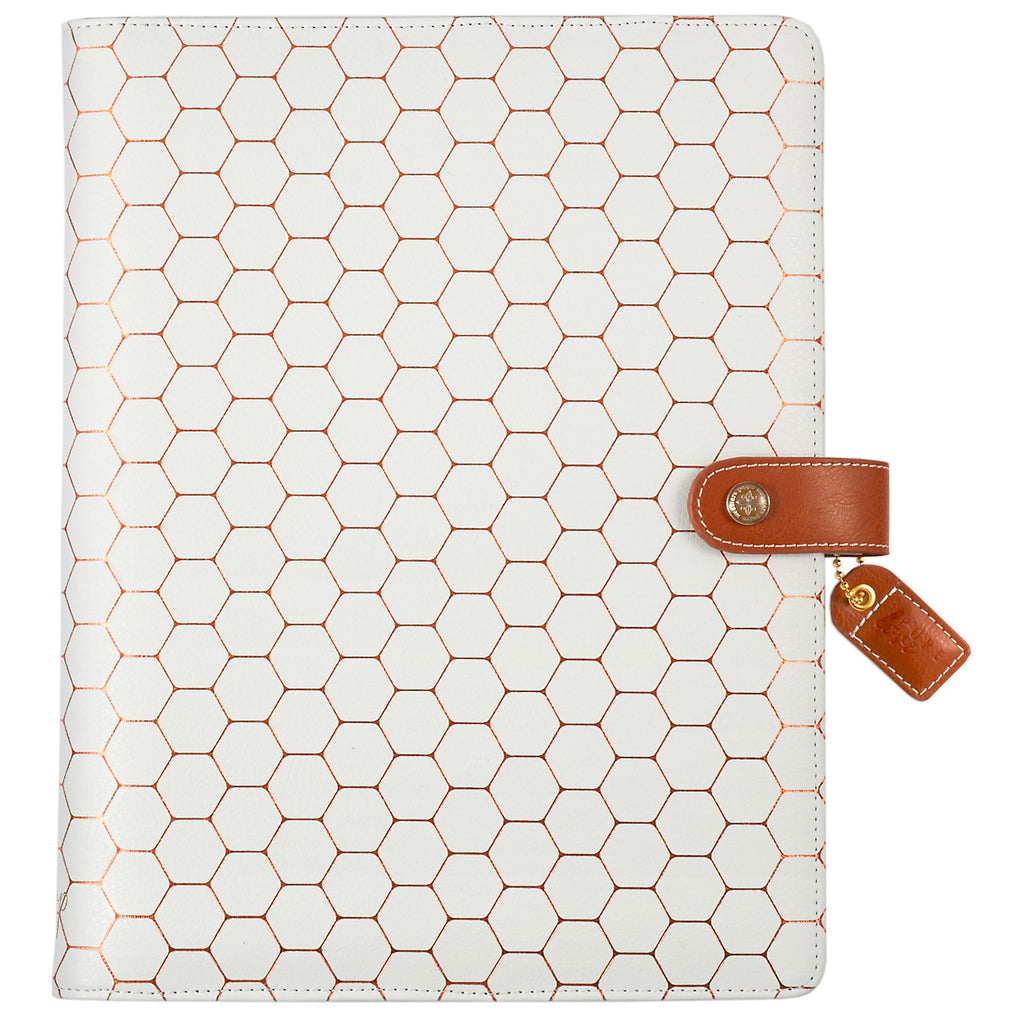 Webster's Pages Composition Planner - Copper Hex