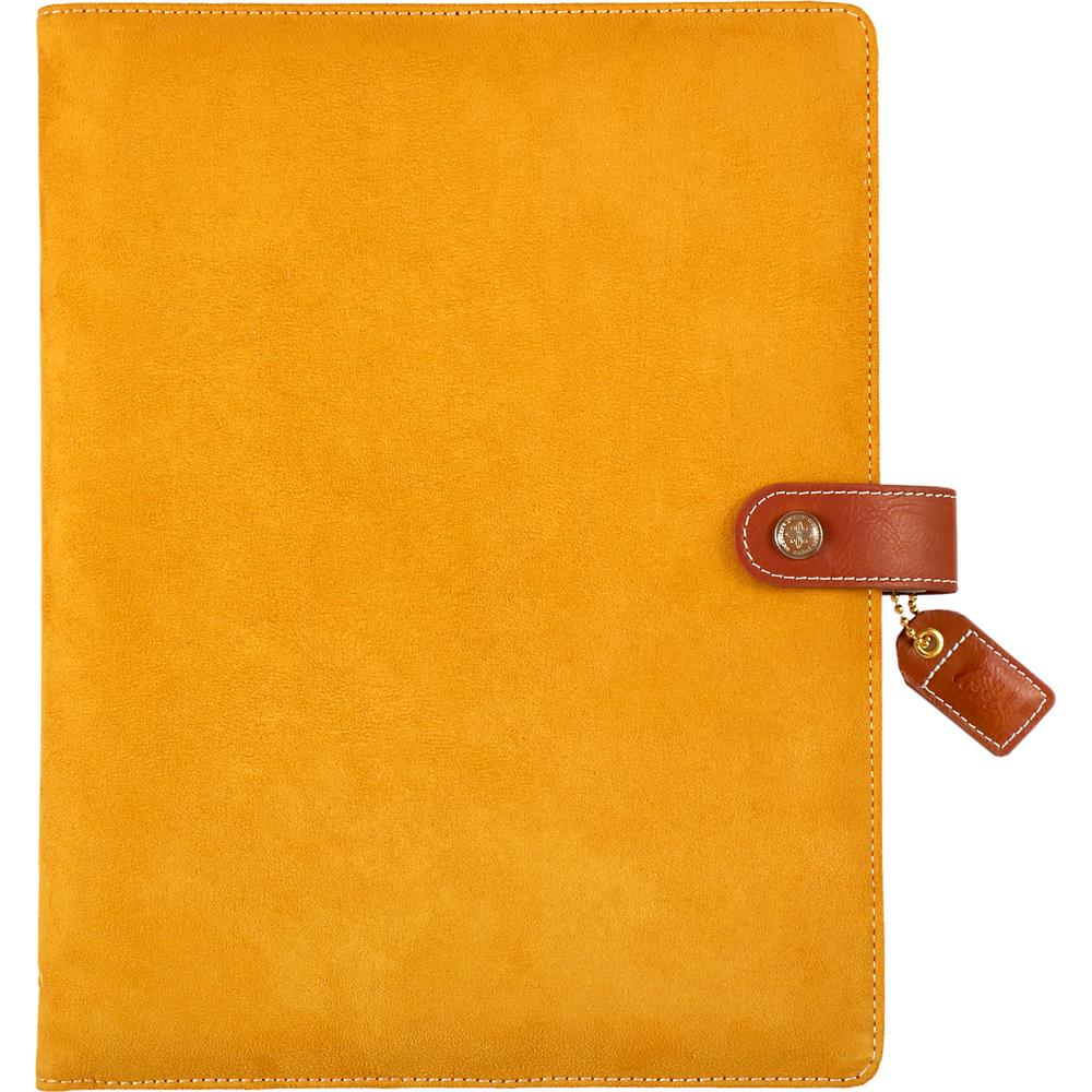 Webster's Pages Composition Planner - Mustard Suede