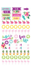 Paper House Life Organised Stickers 269pcs - Embrace Today - SPTL-4e