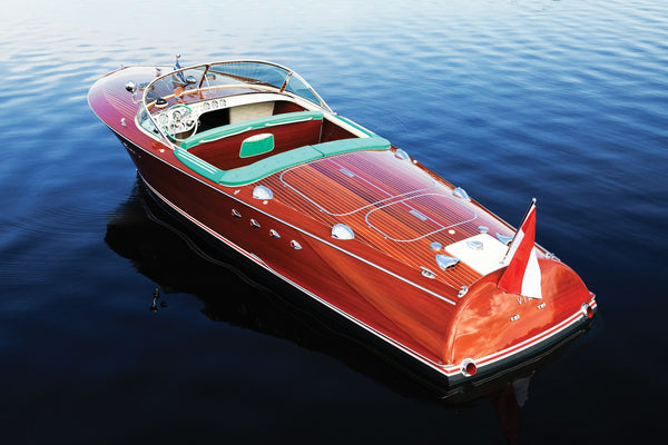 Riva: The most classic boat of all times