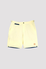 Light Yellow Swim Bermuda Debayn Men's Swimwear