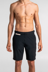 Black Swim Bermuda Debayn Men's Swimwear