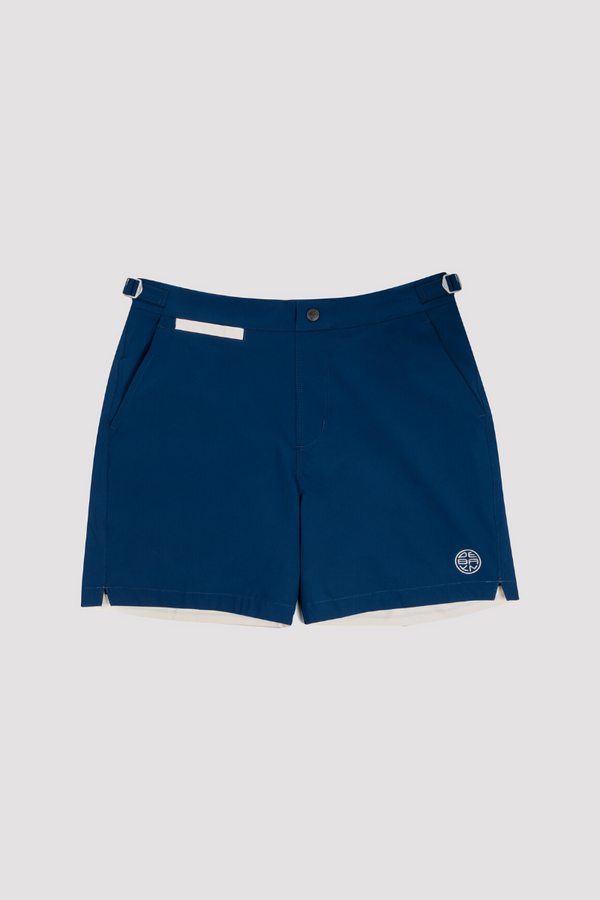 Marine Blue Swim Shorts Debayn Men's Swimwear