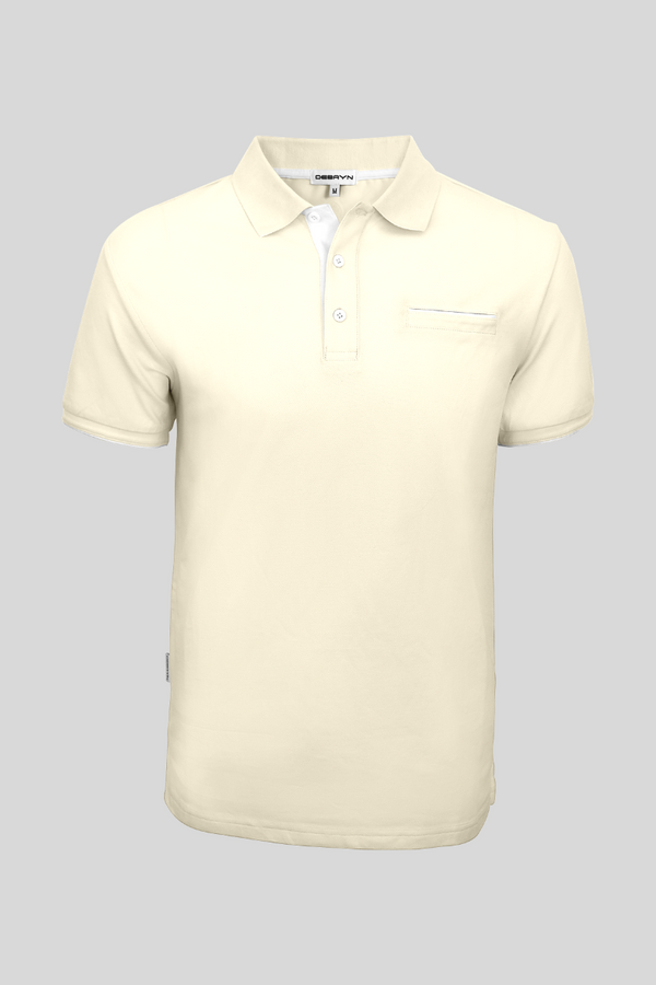 Polo Light Yellow Menton Debayn Front