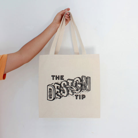 The Design Tip x Rylsee Tote Bag