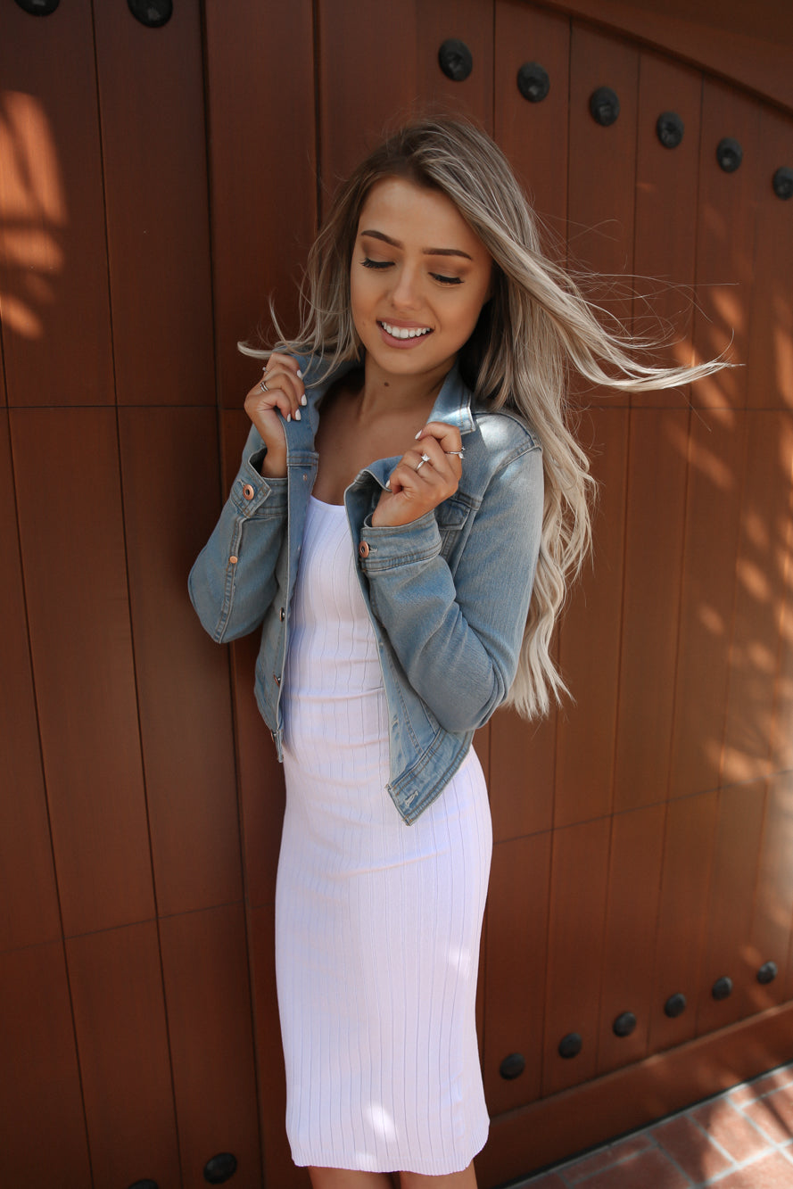 Giselle Denim Jacket
