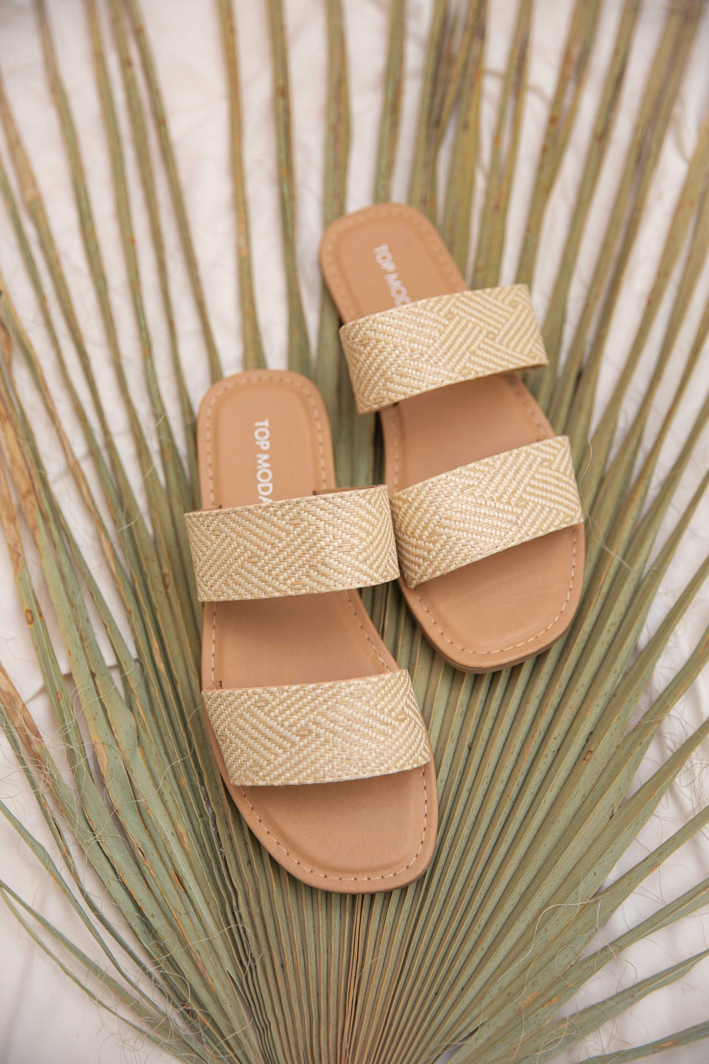 Robbin Double Strap Sandals- FINAL SALE