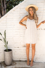 Kaia Oatmeal Dress