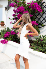 Winsome Bodycon in Pearl