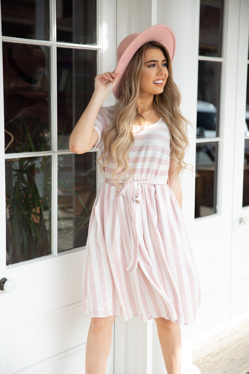 Heart You Skater Dress - llacie
