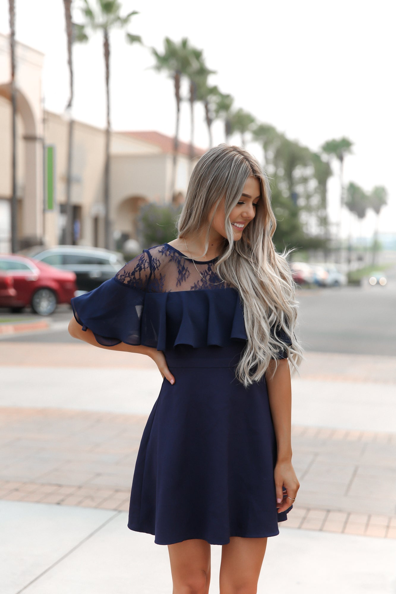 Little Lace Dream Dress