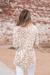 Emmy Leopard Print Top