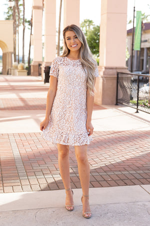 Bianca Lace Dress - llacie