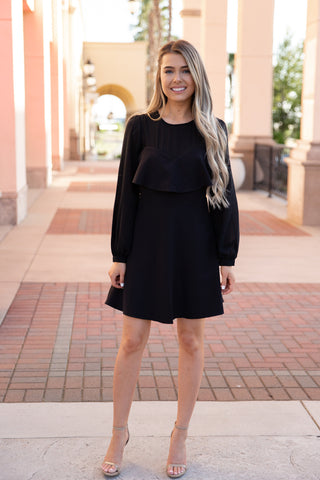 Daisy Long Sleeve Dress - llacie