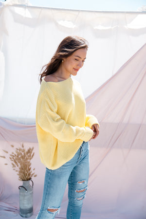 Canary Sweater