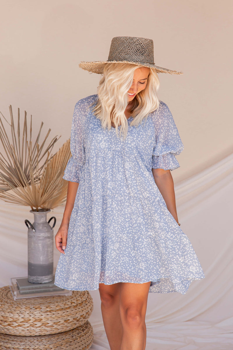Freda Babydoll Dress