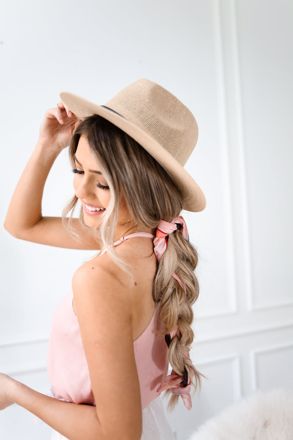 Perfect Summer Sun Hat - llacie