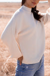 Laurel Balloon Sleeve Sweater