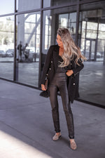 Zo Black Leggings- FINAL SALE