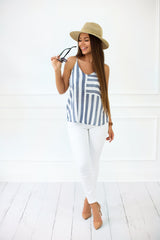Mimi Striped Tank Top