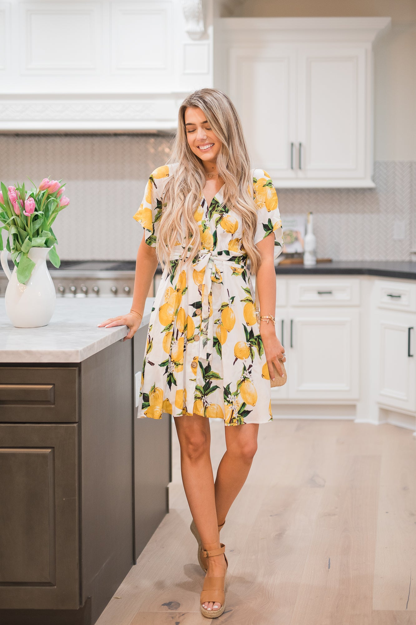 Lemon Dream Dress - llacie