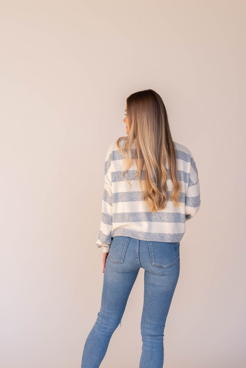 Everlee Stripe Top | LLACIE