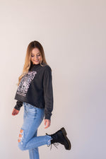Dreamer Leopard Graphic Top | LLACIE