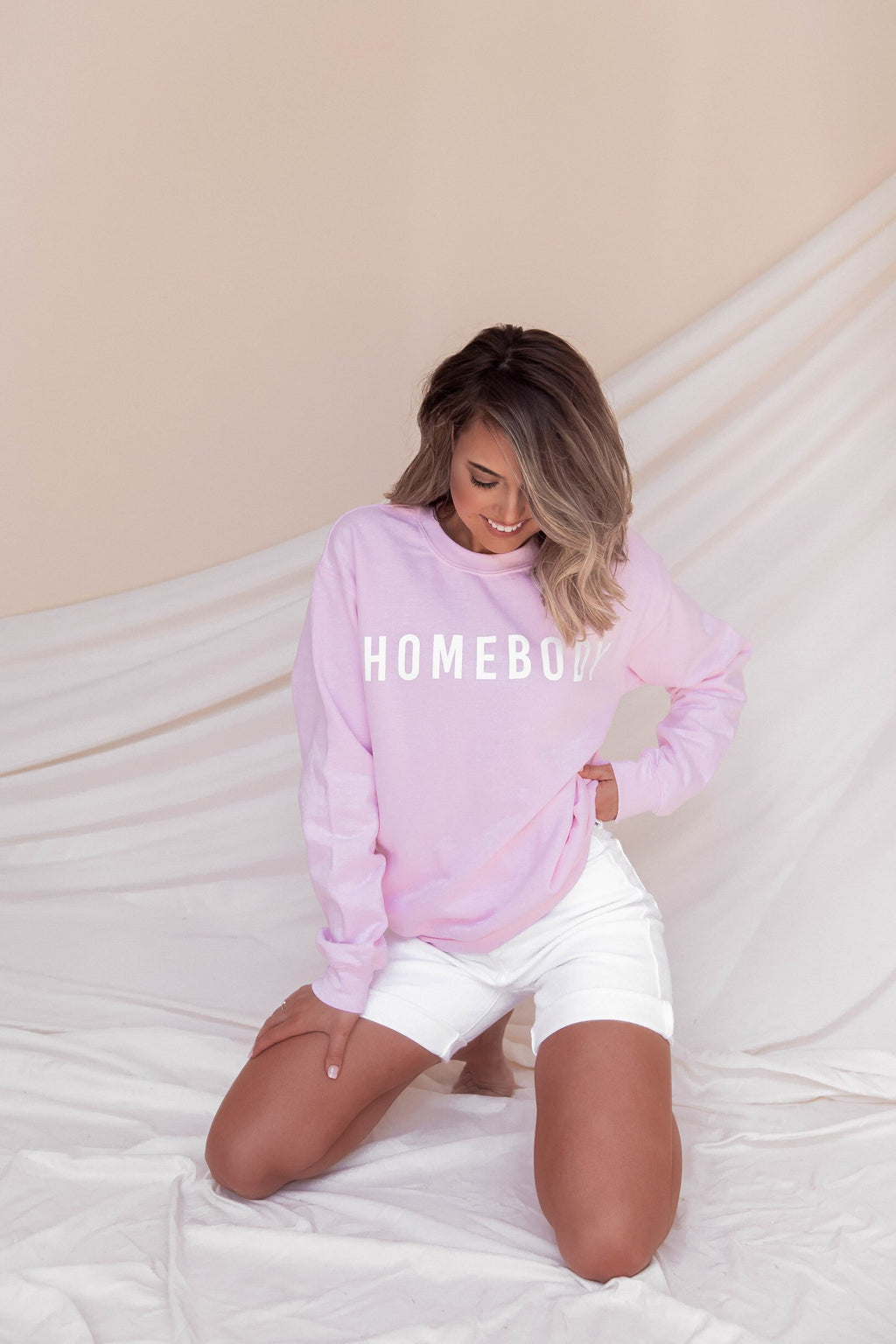 Homebody Sweatshirt- FINAL SALE
