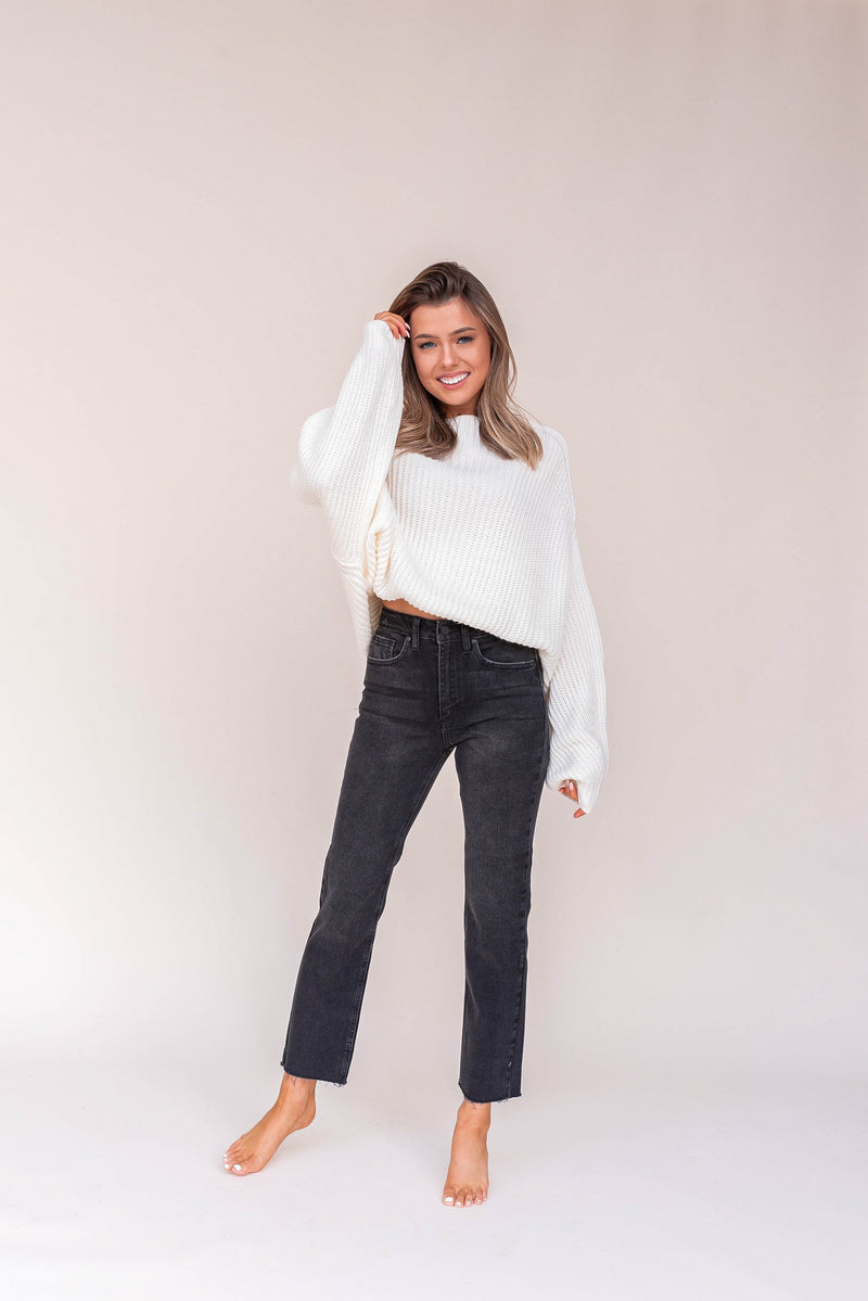 Love Simply Knit Sweater | LLACIE