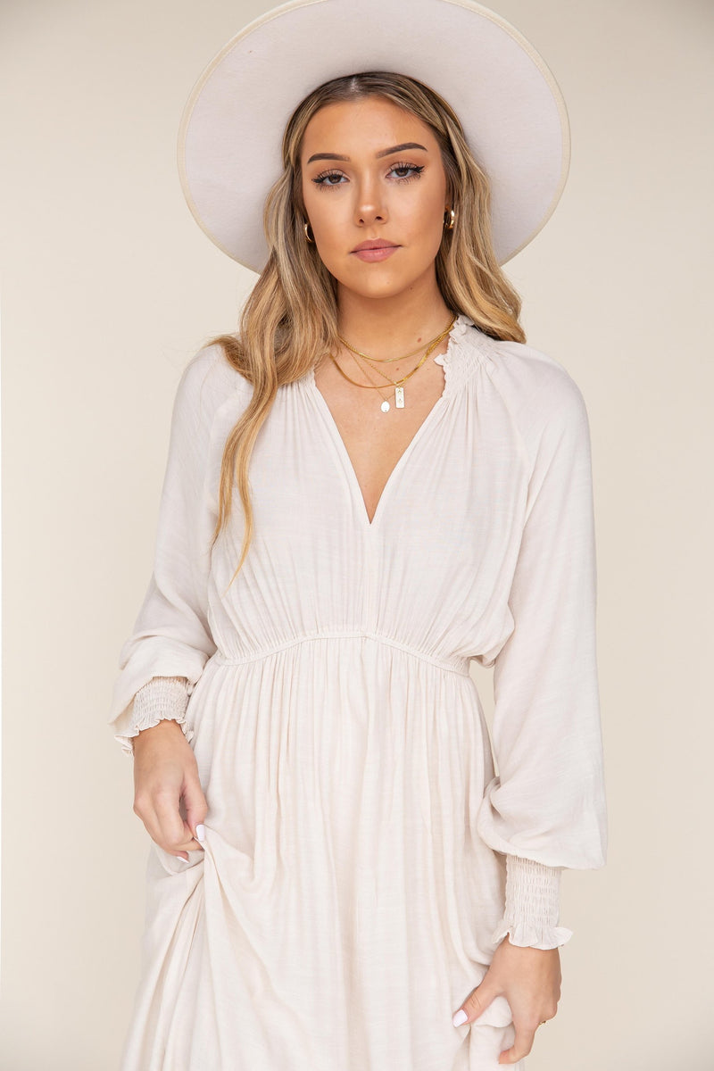 Not Over You Maxi Dress | LLACIE