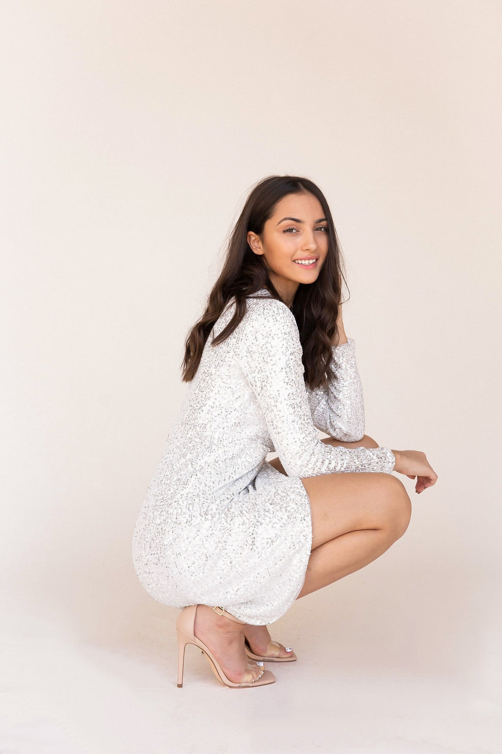 Life Of The Party Sequin Dress | LLACIE