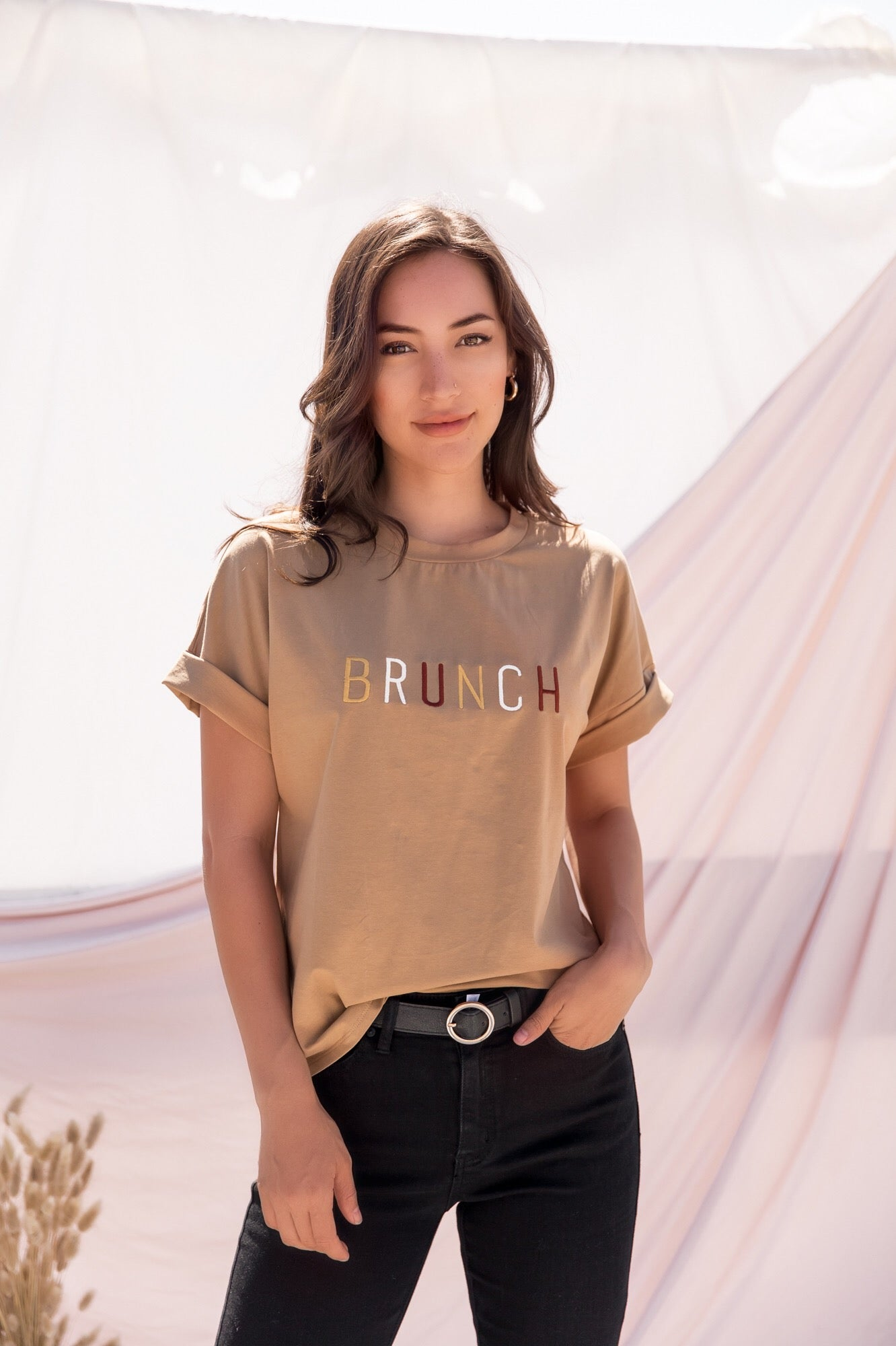 Color Brunch Tee