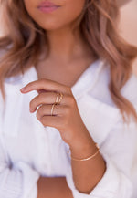 Jules Layered Stacking Ring Set