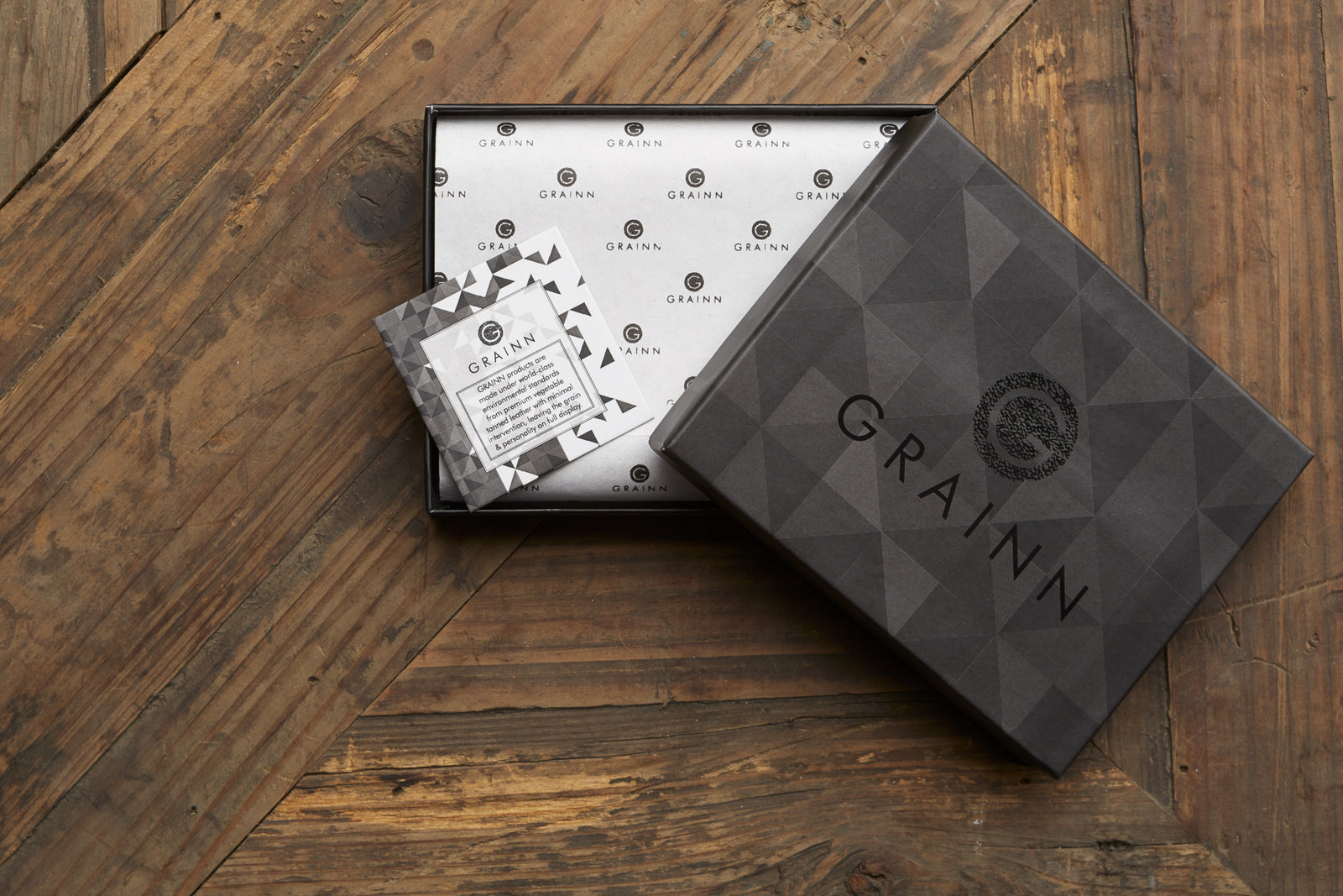 Grainn Gift Boxing