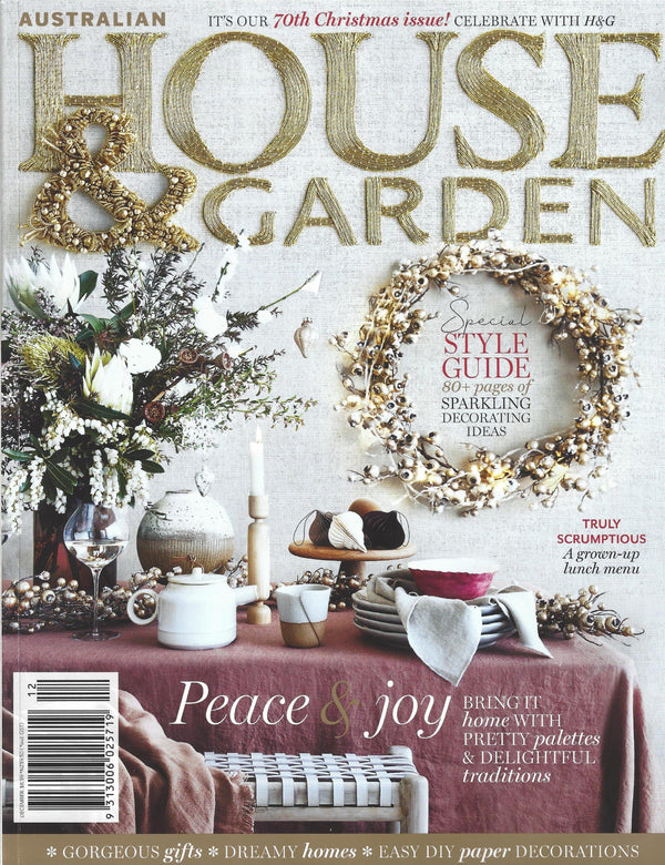 CODE REPUBLIC featured in Australian House & Garden!