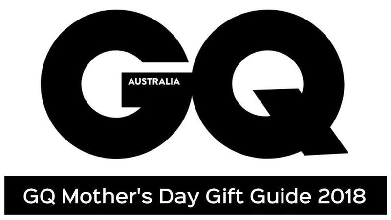 CODE REPUBLIC featured in GQ Mothers Day Gift Guide 2018