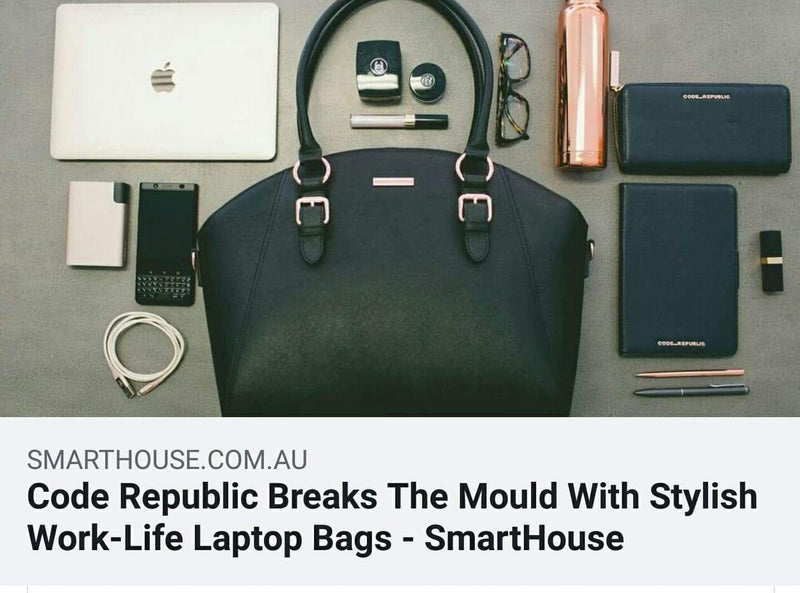 CODE REPUBLIC featured in SmartHouse Magazine