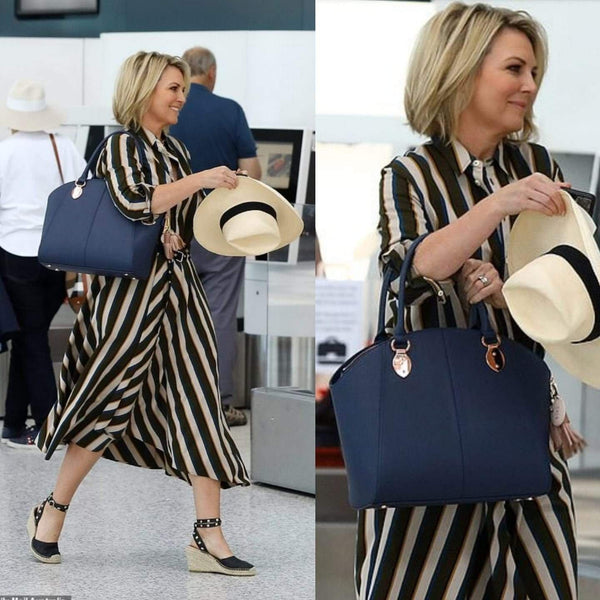Georgie Gardner spotted with CODE REPUBLIC!