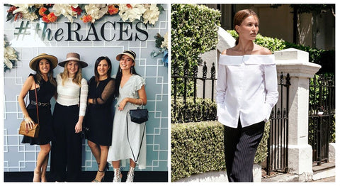Fashion at the races and at work