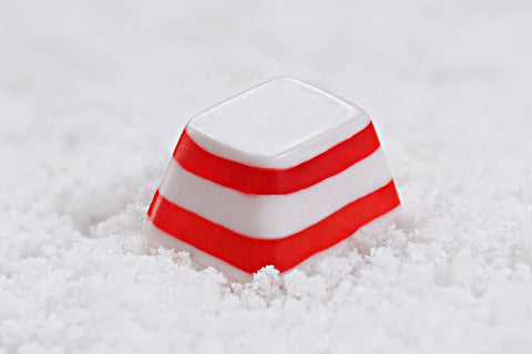 [Jelly Key] Jelly Saga - Christmas Treat artisan keycap