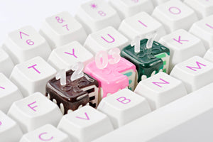 [Jelly Key] Jelly Cake artisan keycap