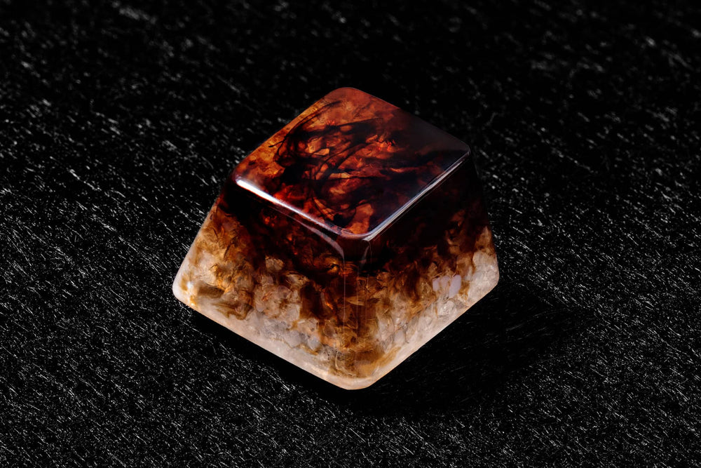 [Jelly Key] Syrup & Shaved Ice series artisan keycap
