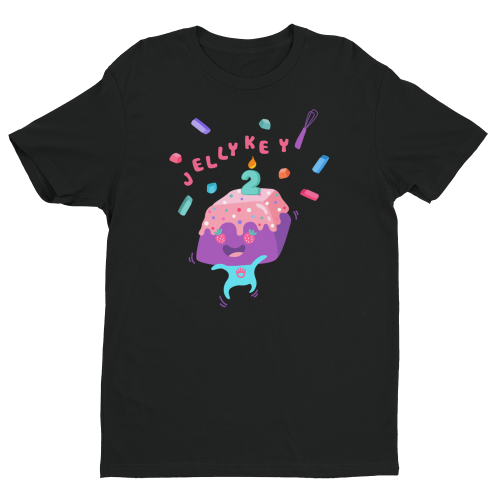 Jelly Birthday - Short Sleeve T-shirt